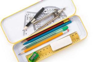 metal pencil case photo