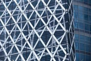 ventana del edificio alto de Tokio Shinjuku