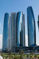 Abu Dhabi Etihad Towers photo