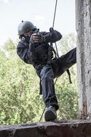 tactical rappeling photo