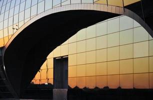 vidrio y metall foto