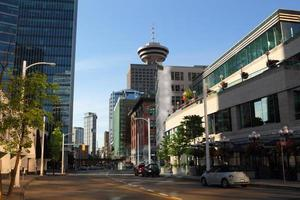 Vancouver Morning Street View photo