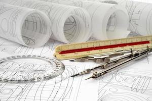 dibujos y herramientas de dibujo