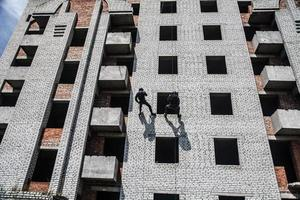 SWAT assault operation photo