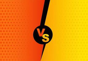 Versus Screen Bright Halftone Background