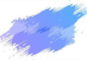textura de pincelada azul