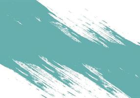 Abstract Teal Brushstroke Texture