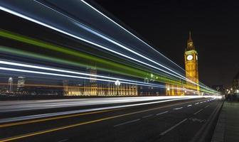 Big Ben à noite