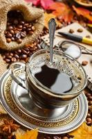 café negro foto