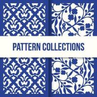 Seamless Pattern Floral Collection