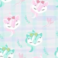 Unicorn Animal Pattern