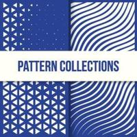 Digital Futuristic Modern Pattern Design vector