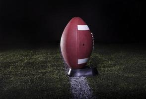 Football Field Kickoff