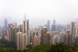 View of Hong Kong photo