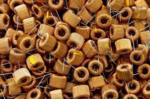 copper coil photo