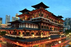 Buddha Tooth Relic Temple photo