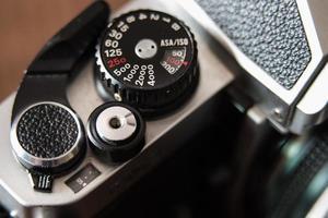 cámara filmográfica foto