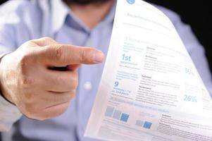 Business analyze