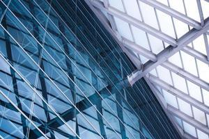 ventanas de construcción comercial foto