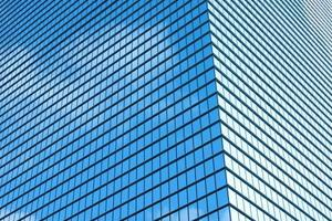 Skyscraper Building Exterior with windows background textured
