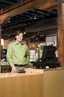 asistente de ventas foto