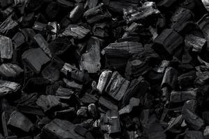 fondo de carbón foto