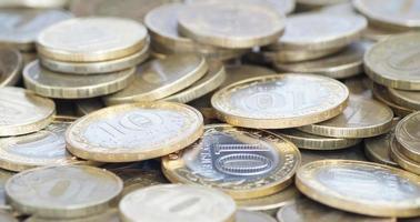 Russian coins photo