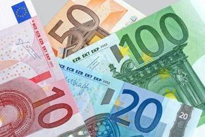 moneda euro foto