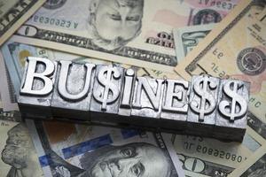 negócios atendidos
