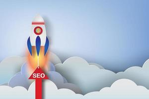 Rocket Start Up SEO Design