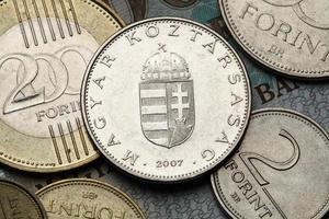 monedas de hungría