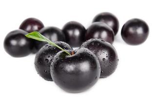 dark plums