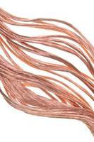 Copper wires photo