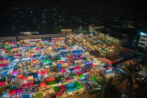 mercado de la noche foto