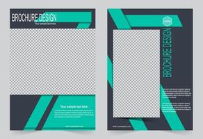 Set of Annual Report Covers