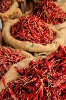 Bags of Chillis