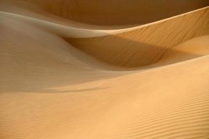abu dhabi woestijn