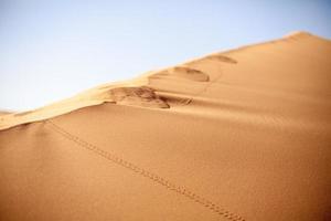 tierra del desierto foto