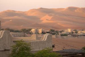 désert d'abu dhabi