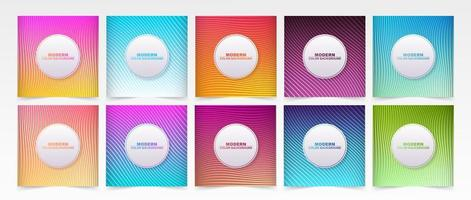 Large set of abstract covers vector