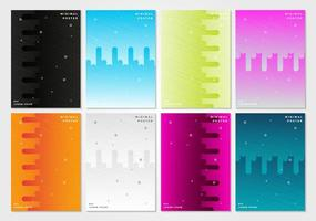 Minimal covers design set vector