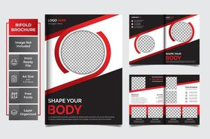 Red Set of Flyers