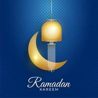 Golden Crescent and Glamour Lantern vector