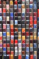 Colorful ties photo