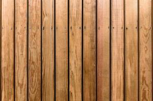 Aged wood lumber wall