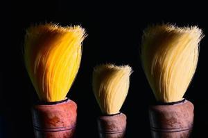 Shaving Brush Equipment - Stock Image photo
