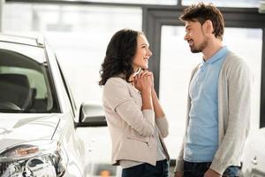 Car sales photo
