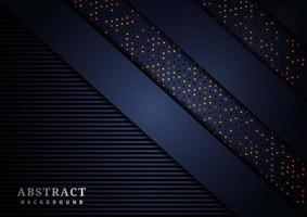 Overlapping 3D Cut Paper Diagonal Luxury Background