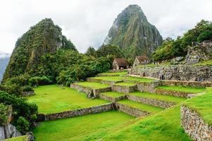 Machu Picchu, Perú foto