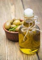aceite de oliva foto